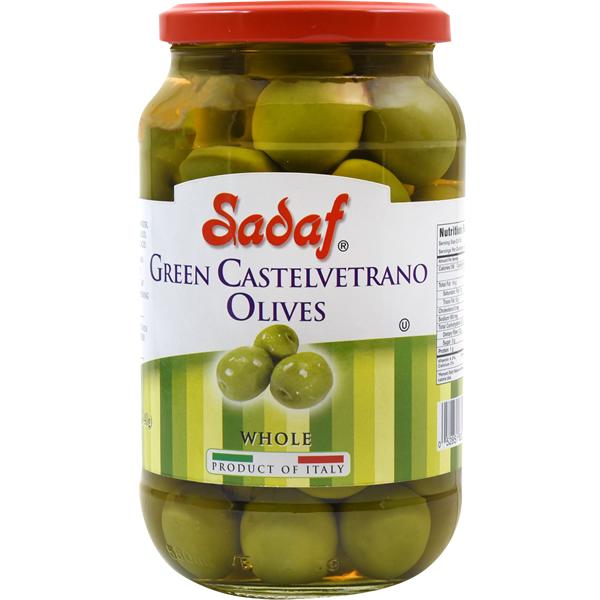 Sadaf Cucumbers Pickles for Sandwich 17 oz.