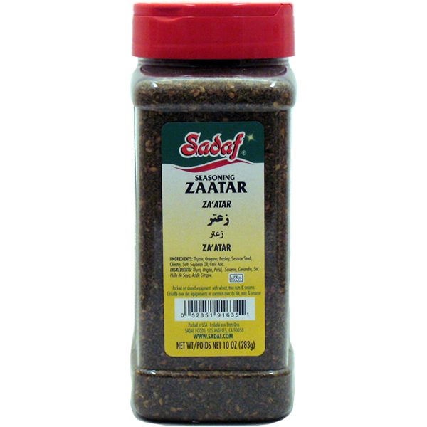 Sadaf Green Zaatar Mix 10 oz.