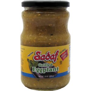 Sadaf Grilled Eggplant Jar 23 oz.