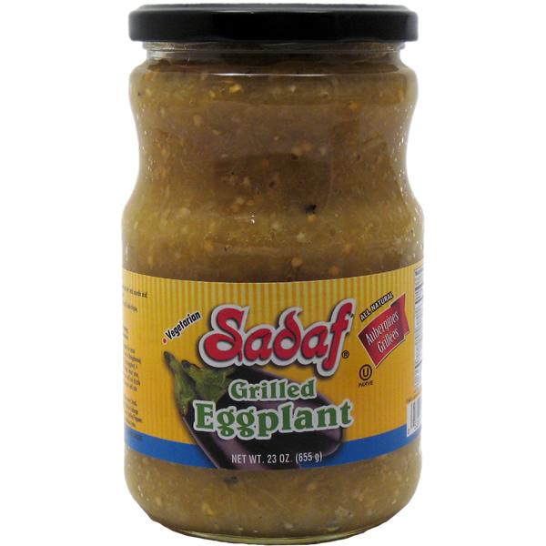Sadaf Grilled Eggplant Jar 23 oz.
