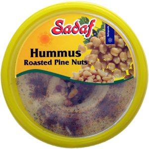 Sadaf Hummus Roasted Pine Nuts 10 oz.
