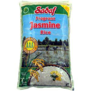 Sadaf Jasmine Rice AAA 5 lb
