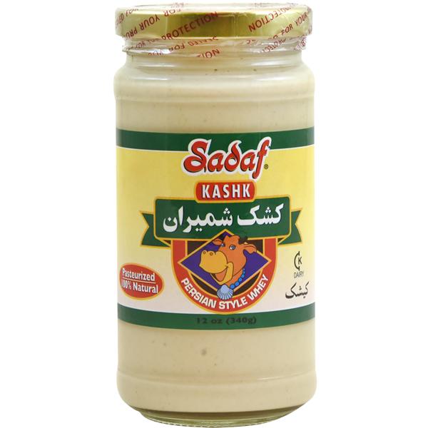 Sadaf Kashk Shemiran Pasteurized 12 oz.