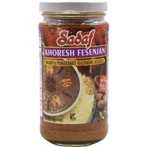 Sadaf Khoresh Fesenjan - Walnut & Pomegranate 12 oz.