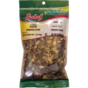 Sadaf Leek Dried 1 oz.