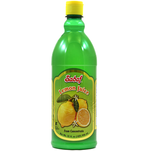 Sadaf Lemon Juice from Concentrate 32 oz.