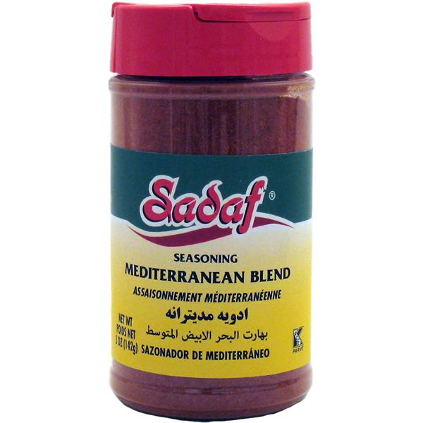 Sadaf Mediterranean Blend Seasoning 5 oz.