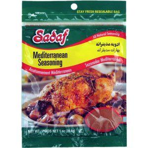 Sadaf Mediterranean Seasoning 1 oz.