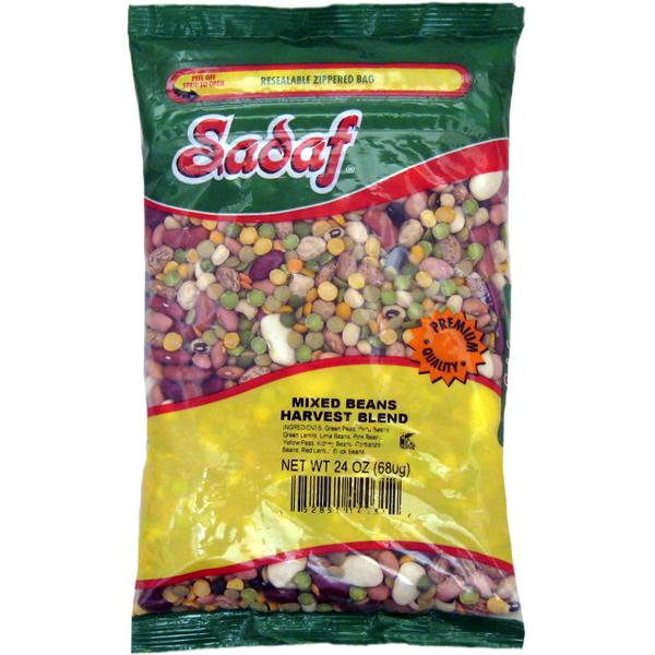 Sadaf Mixed Beans - Harvest Blend 24 oz.