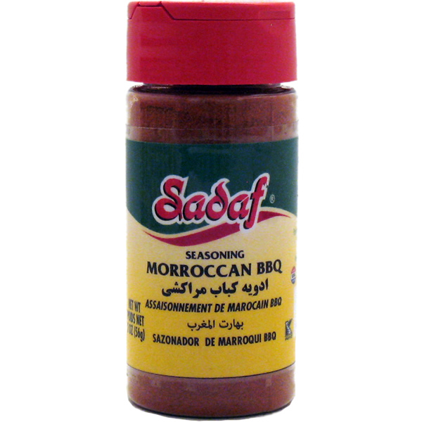 Sadaf Morroccan BBQ Seasoning 2 oz.