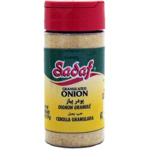 Sadaf Onion Granulated 2.80 oz.