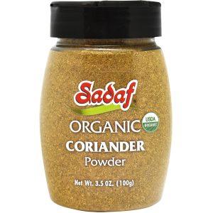 Sadaf Organic Coriander Powder 3.5 oz