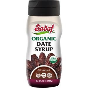Sadaf Organic Date Syrup 16 oz