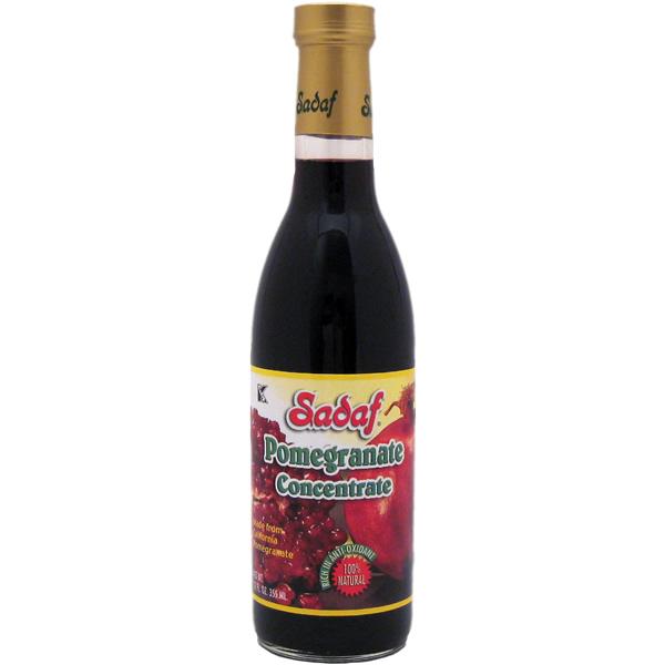 Sadaf Pomegranate Concentrate 100% NATURAL 12.7 fl. oz.