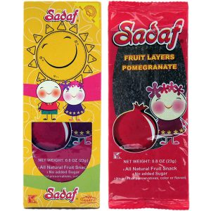 Sadaf Pomegranate Fruit Layers 23g