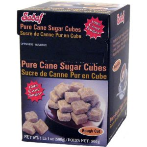 Sadaf Pure Cane Sugar Cubes 500 g