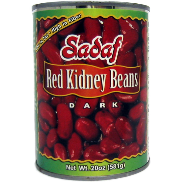 Sadaf Red Kidney Beans 20 oz.