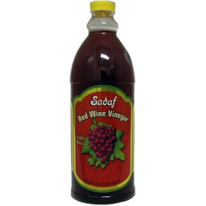 Sadaf Red Wine Vinegar 32 oz.