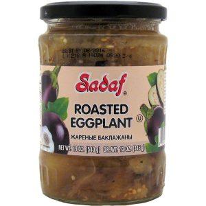 Sadaf Roasted Eggplant 19 oz.