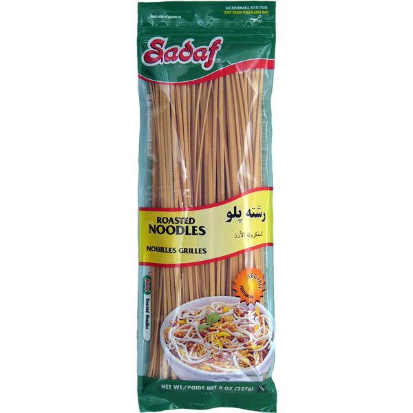 Sadaf Roasted Noodles (Vegetarian) 8 oz.