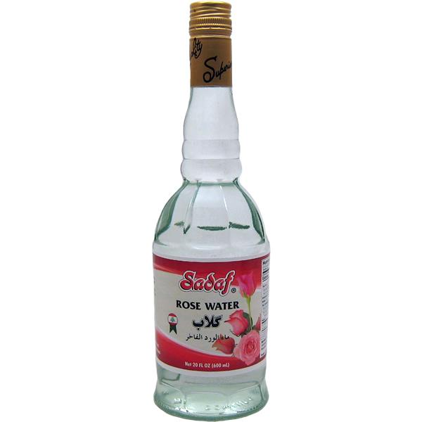 Sadaf Rose Water (Lebanon) 20 oz.