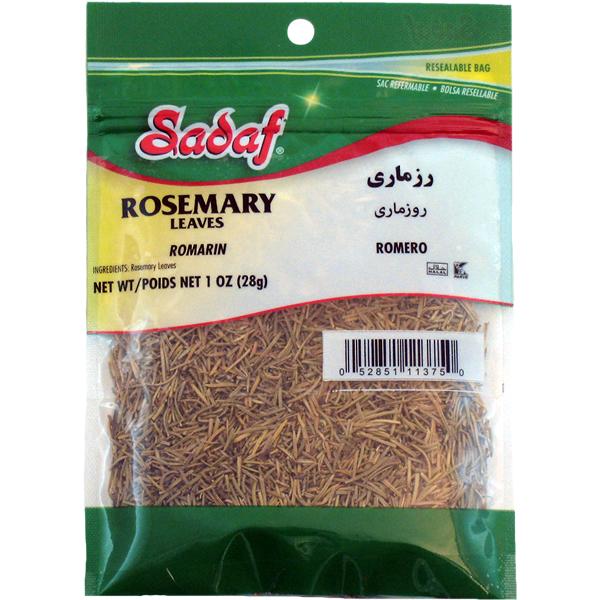 Sadaf Rosemary Leaves 1 oz.