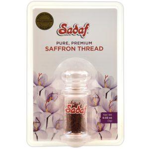 Sadaf Saffron Thread Pure, Premium 1 g