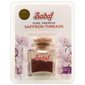Sadaf Saffron Threads Pure, Premium 2 g