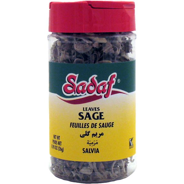 Sadaf Sage Leaves 0.90 oz.