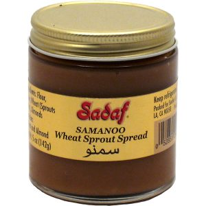 Sadaf Samanoo Wheat Sprout Spread 5 oz.