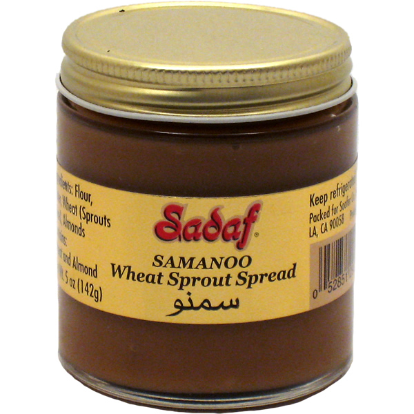 Sadaf Samanoo Wheat Sprout Spread 5 oz.