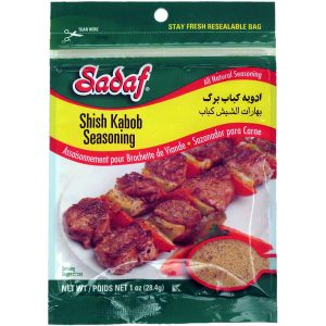Sadaf Shish Kabob Seasoning 1 oz.