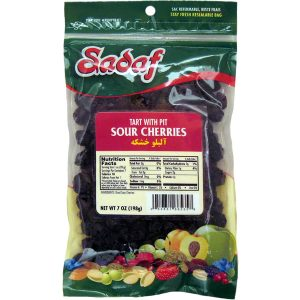 Sadaf Sour Cherries - Tart with Pit 7 oz.