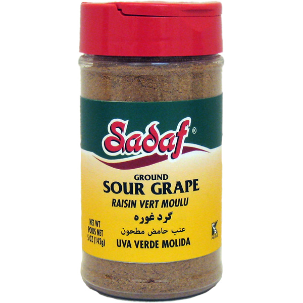 Sadaf Sour Grape Ground 5 oz.