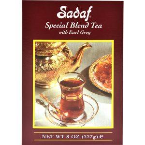 Sadaf Special Blend Tea with Earl Grey 8 oz.