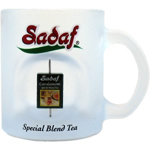 Sadaf Spinner Mug (Special Blend Tea Design)