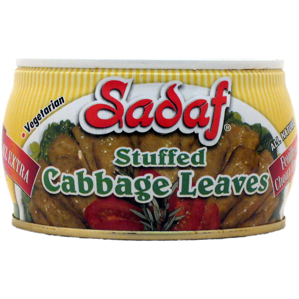 Sadaf Stuffed Cabbage Leaves - Dolmeh 14 oz.