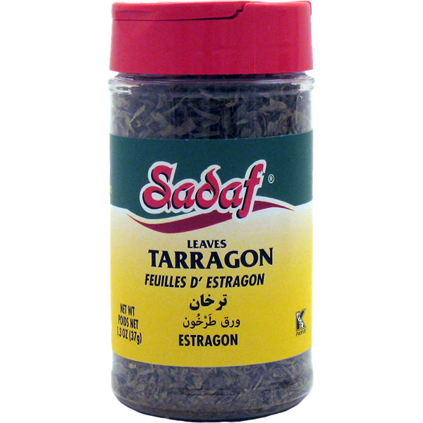 Sadaf Tarragon Leaves 1.3 oz.