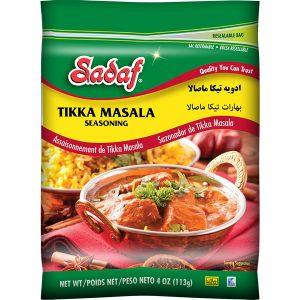 Sadaf Tikka Masala Seasoning 4 oz.