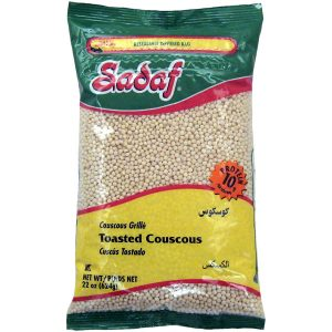 Sadaf Toasted Couscous 22 oz.