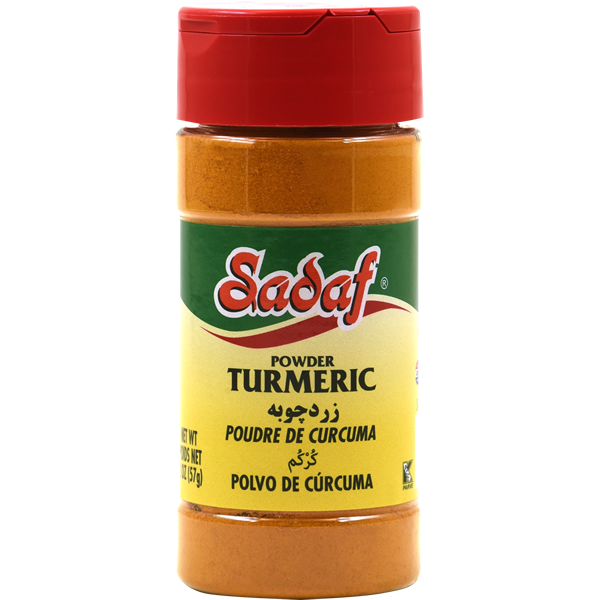 Sadaf Turmeric Powder 2 oz.