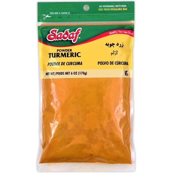 Sadaf Turmeric Powder 6 oz.