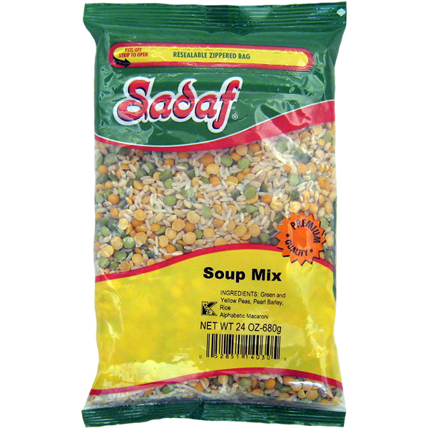 Sadaf Vegi Soup Mix 24 oz.