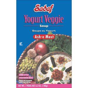 Sadaf Yogurt Vegi Soup - Aash-e Mast 6.3 oz.