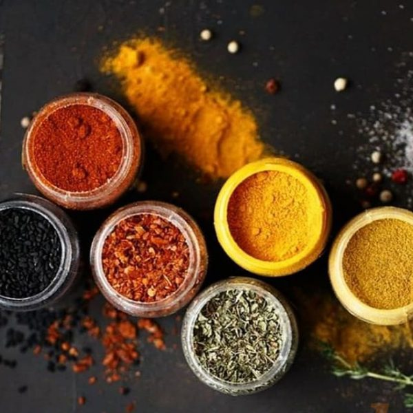 Persian spice mix (Advieh)