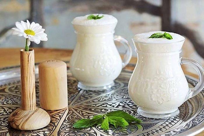 Doogh (Persian yogurt drink)