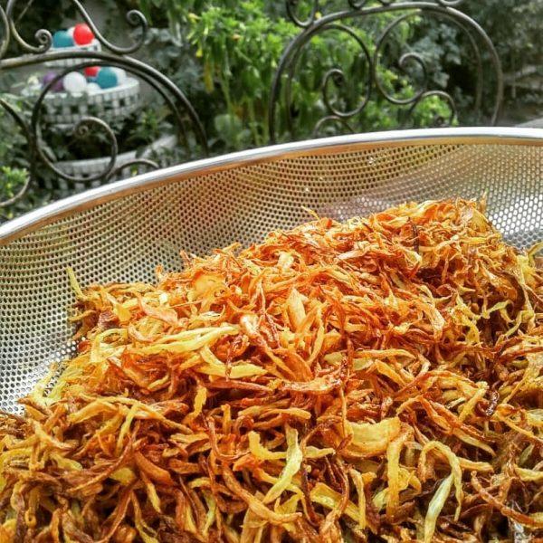 Fried Onion (پیاز داغ)