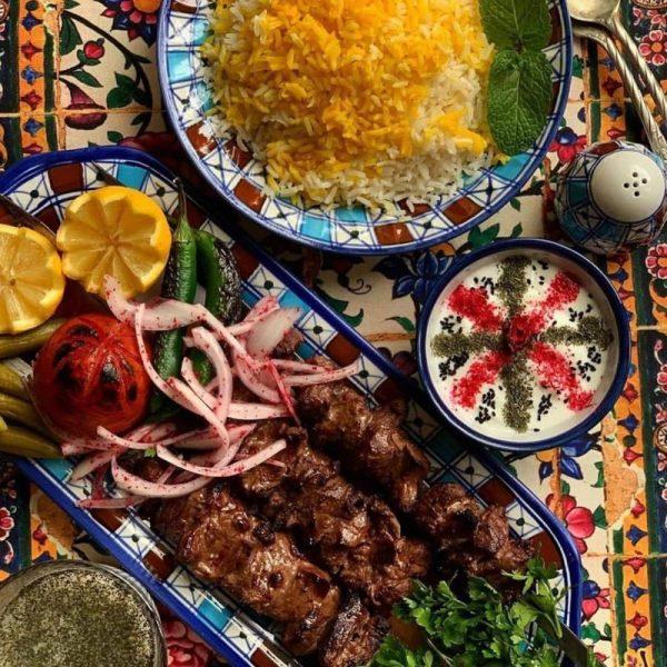 Chenjeh Kebab