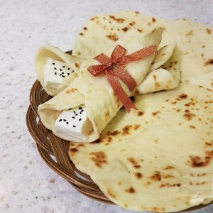 Lavash with Cheese