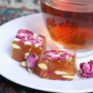 Masghati with Tea